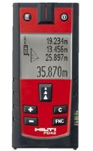 手持式激光測距儀 PD42