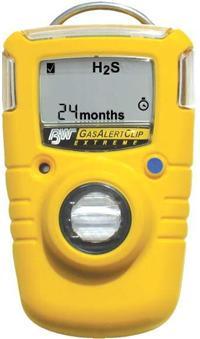 單一氣體檢測儀 GasAlertClip Extreme