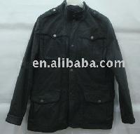 Men's Overcoat