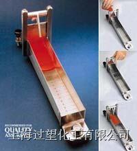 稠度计(流动式粘度计) Bostwick Consistometer