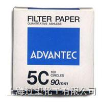 ADVANTEC 3 FILTER PAPER 3 110mm QUANTITATIVE ASHLESS