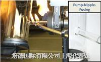 玻璃排氣尾管焊接設備 玻璃焊接機床