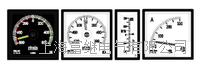 F72-DCB船用电表 F96-DCB