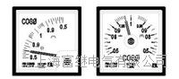 F72-COSΦ功率因数表 F96-COSΦ