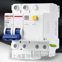 HDBE-63LE小型漏电断路器 HDBE-63LE/2P