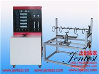 Wire and cable fire resistance tester