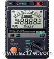 KEW 3126绝缘电阻测试仪 KEW 3126绝缘电阻测试仪