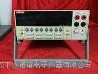 美国吉时利keithley 2010型七位半低噪声自动变量程数字万用表