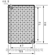 镜面反射板 TD03
