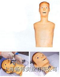 护理教学模型|高级鼻胃管与气管护理模型 CBB/H70-1