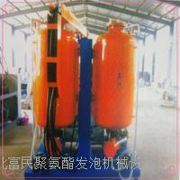 聚氨酯仿木灯盘发泡设备 高压发泡机 富民生产机械 gy-300