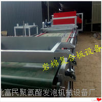厂家供应全自动岩棉复合板设备 齐全