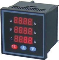 PW8004H-A43三相电流表 PW8004H-A43