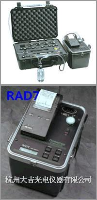 电子连续测氡仪