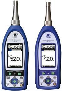 日本理音RION  NL-42S/NL-52S精密噪音分析儀 NL-42S/NL-52S