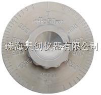 ZWW2107进口大量程湿膜测厚仪 ZWW2107