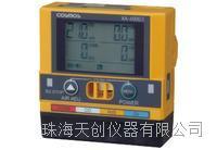 XA-4400II系列 复合型气体监测器