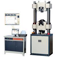 微机控制电液伺服式万能材料试验机