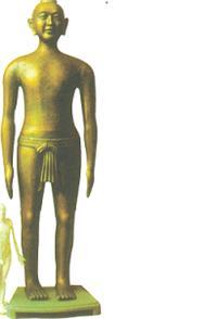 人体模型铜人针灸模型