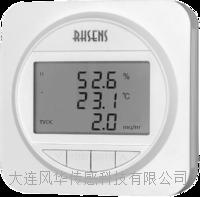 多合一空气质量检测仪 温湿度VOC CO2一体仪表