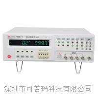常州揚子 數顯LCR測試儀 YD2817D-I測量儀