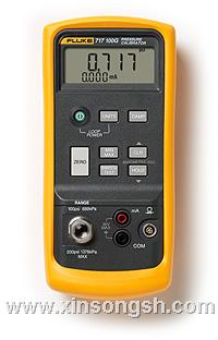 Fluke-717 100G壓力校準器 Fluke-717 100G   壓力校準器