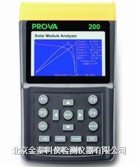 PROVA-200太阳能电池分析仪