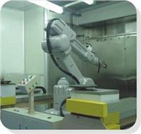 机器人喷漆演示 TW-0700X-002