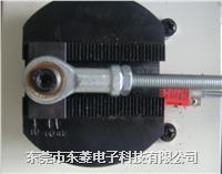 耳機線帶電阻彎折試驗機