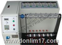 帶阻抗線材彎折試驗機 帶電阻測試線材彎折試驗機 線材彎折試驗機 電阻搖擺機 阻抗搖擺機 搖擺阻抗測試 彎折阻抗測試 DL-7802A1
