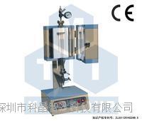 小型开启式立式炉   OTF-1200X-S-VT-1200℃