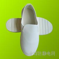 PU防静电帆布船式鞋 X1002