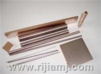 日加C18150铬锆铜板/棒材电阻焊电极硬度 C18150