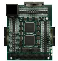 PC104总线独立4轴驱动运动控制卡