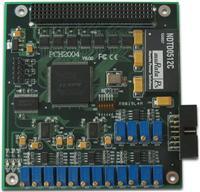 PCH2004-8路模拟量输出卡