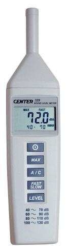 CENTER-329數字式噪音計 CENTER-329