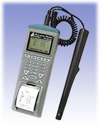 AZ9851列表式溫濕度計 AZ9851
