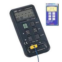 TES-1307記憶式溫度表|溫度計 TES-1307
