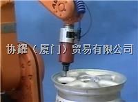 機器人輪轂去毛刺組件