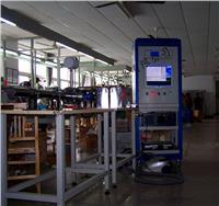 吸塵器性能綜合測試系統
