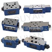 叠加式液控单向阀 Z2S6-1-L6X/  Z2S6-2-L6X/  Z2S6-3-L6X/ Z2S6-4-L6X/