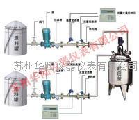 反應釜自動定量配料設備