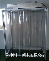 潔凈棚 簡易式無塵車間  移動潔凈室
