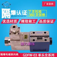 隔爆液压阀电磁快三大发计划GDFW-03-2B3B/2B2/2B60-D24/B220 GDFW-03-2B3B/2B2/2B60-D24/B220