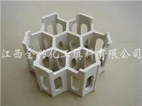瓷質連環規整填料