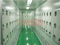 风淋通道 1240×3000×2180风淋通道安装 多人风淋室生产厂家