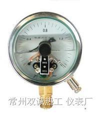 磁助电接点压力表 YXC系列