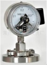 厂家优惠供应磁助电接点压力表电接点压力表 YXC