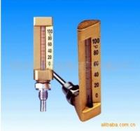 廠家優惠供應V型溫度計/船用溫度計/金屬套溫度計 WN