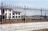 铸铁围墙护栏